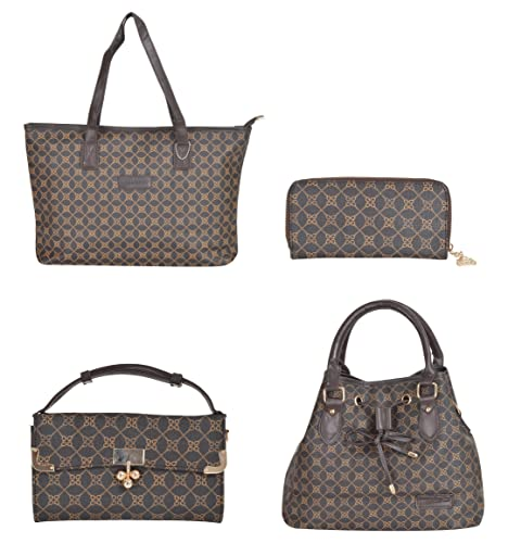 b95cabd0c0 Gouri Bags Stylish Trendy Handbags Shoulder Soft Leather Bag Women Ladies  Girl Purse Office Bag Party