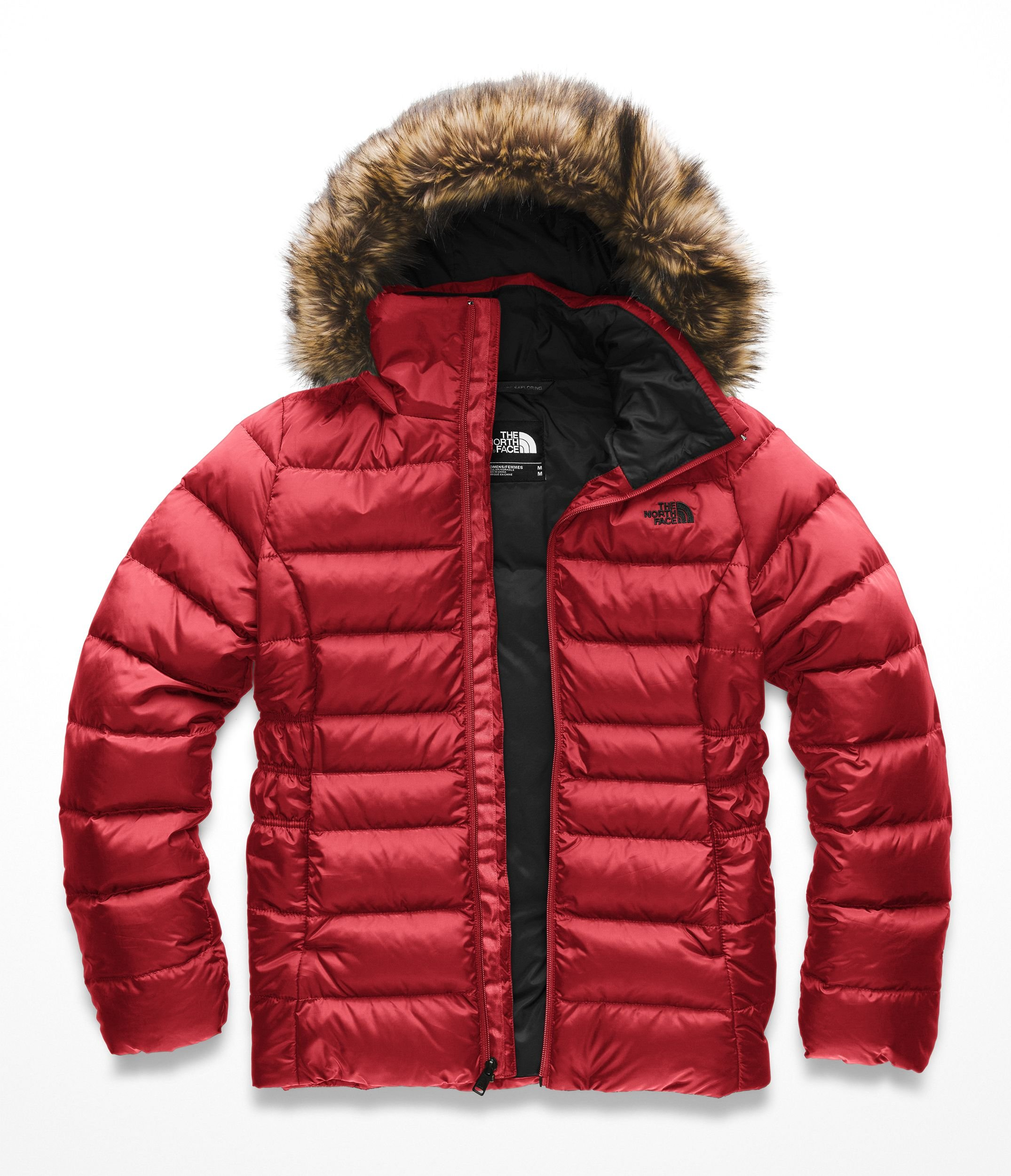 The North Face Women's Gotham Jacket II - TNF Red - XL by The North Face