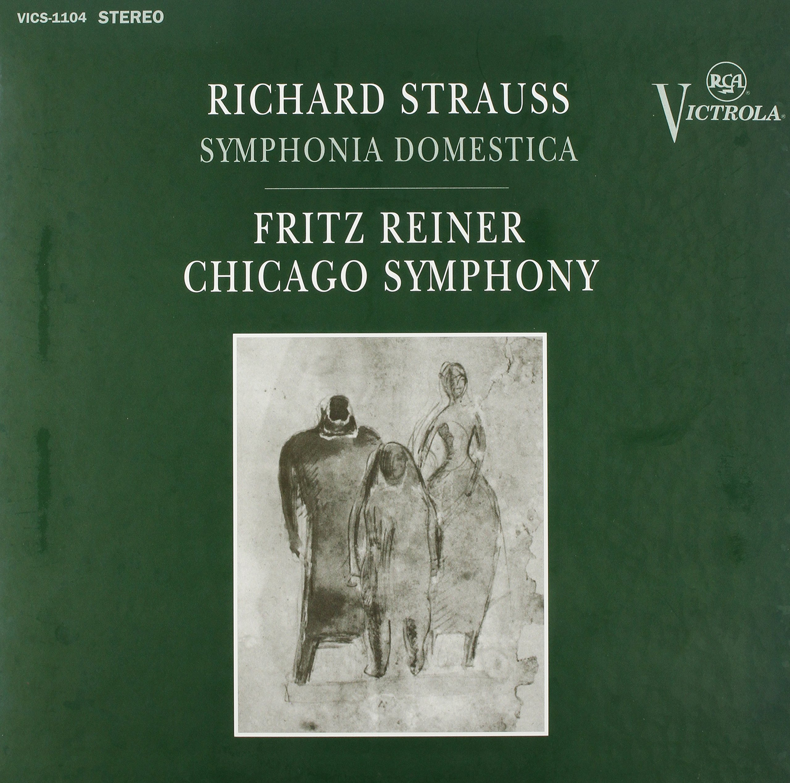 Strauss: Symphonia Domestica [Vinyl] by Classic Records