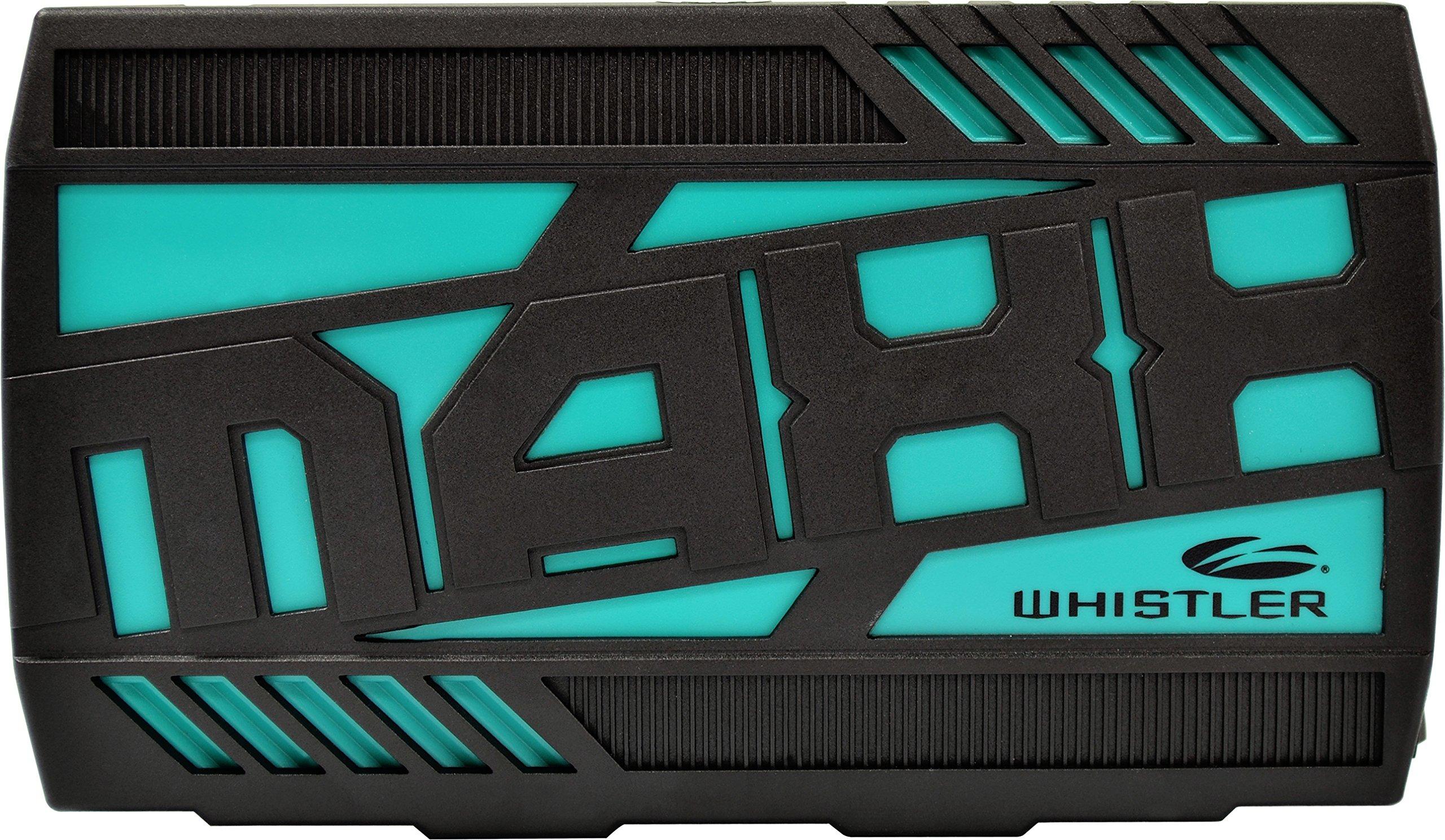 Whistler WJS-6000 MAXX Portable Lithium Jump Starter: 400 Starting Amps / 800 Peak Amps