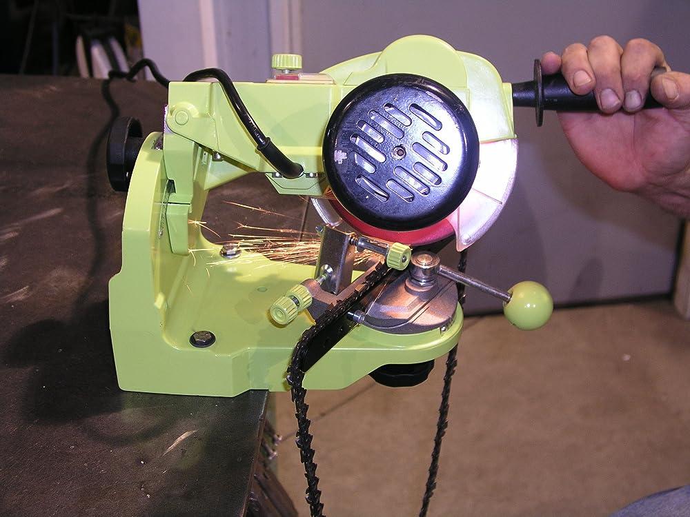 Timber Tuff CS-BWM Electric Chain Saw Chain Sharpener