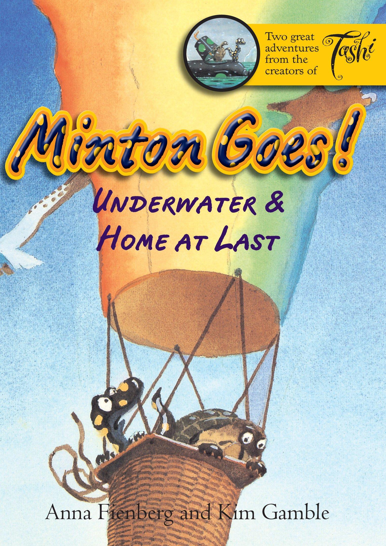 Minton Goes! Underwater & Home at Last (Minton series) pdf