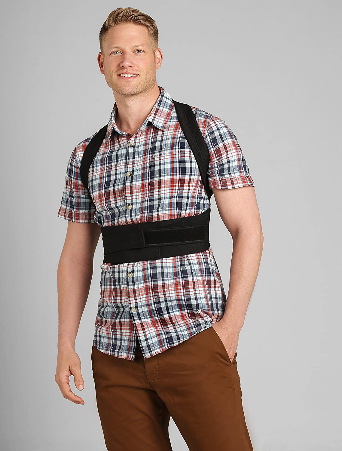 8. BeFit24 USA Back Posture Corrector for Men and Women