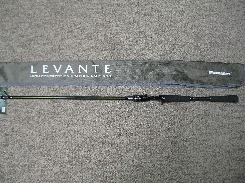Amazon com : Megabass Levante USA Casting Rods - AKLYS - 7