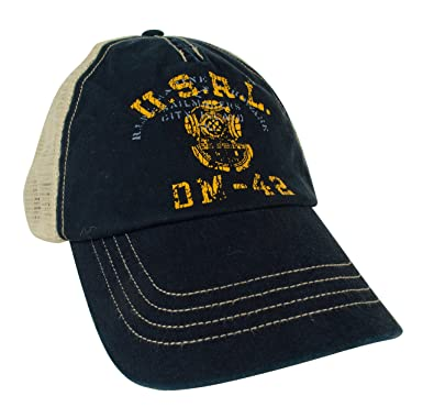 652e5278bd9 Polo Ralph Lauren USRL Trucker Hat, Aviator Navy, 1 Size at Amazon ...