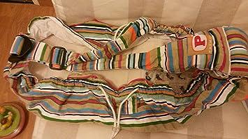 62d2c58924d Premaxx Baby-Bag Sling Miami Stripe  Amazon.co.uk  Baby