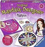 Ravensburger Mandala-Designer Fashion Juego de imágenes para colorear - libros y páginas para colorear (Juego de imágenes para colorear)