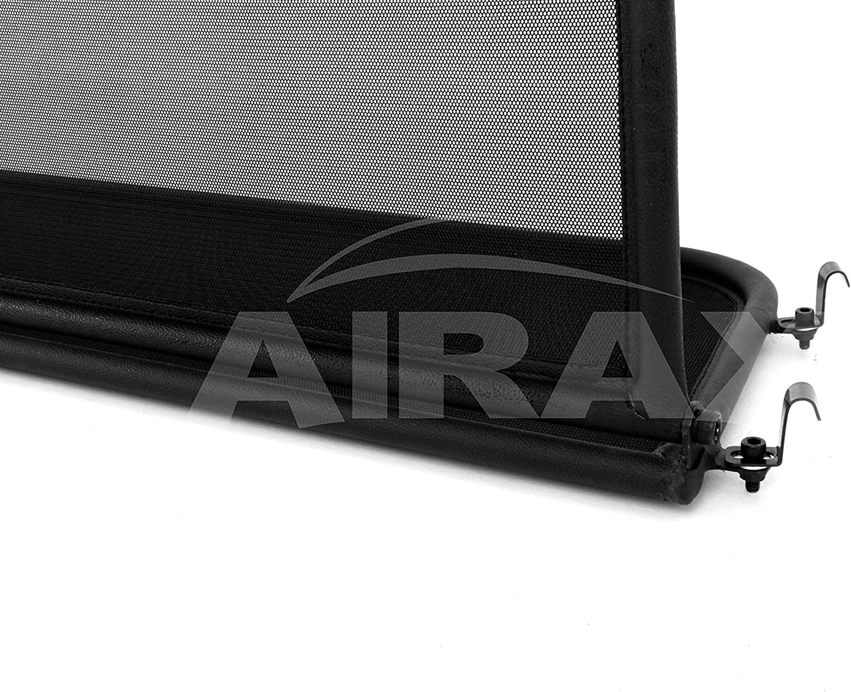 300 350 450 560 SL Windabweiser Windscherm Windstop Wind deflector d/éflecteur de vent Airax Windschott f/ür R107 280 380 420