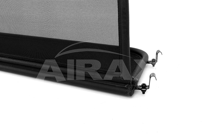 450 380 Airax Windschott f/ür R107 280 560 SL Windabweiser Windscherm Windstop Wind deflector d/éflecteur de vent 420 350 300