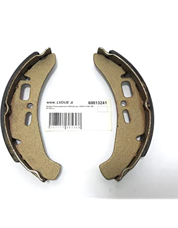 Abrazaderas de freno trasero Ferodo para Vespa Cosa 125, 150, 200 cc.