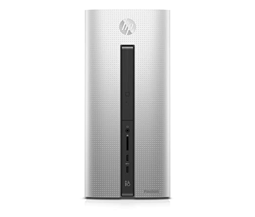 16 opinioni per HP Pavilion 550-350nl Desktop, Processore AMD Quad-Core A10-8750, RAM 8 GB, HDD