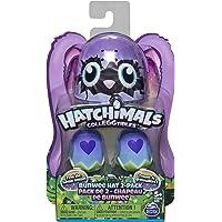 Hatchimals à Collectionner - 6045509 - Jouet enfant - Pack de 2 Bouncing Bunwees - Hatchimals de Pâques avec accessoires