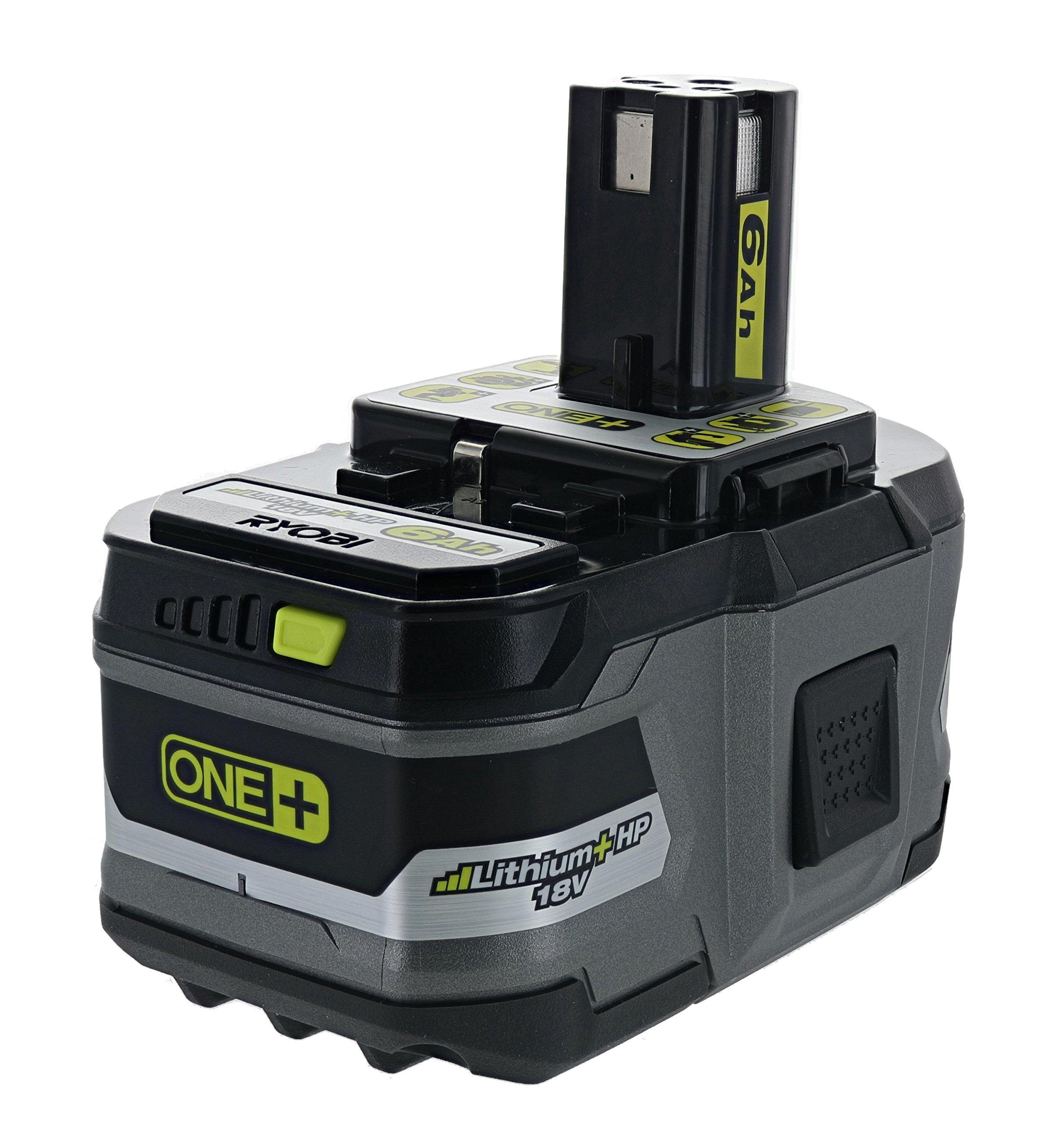 Bateria Original RYOBI P193 18V 6.0AH
