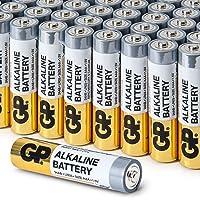 GP LR03 Piles AAA Pack Economique par Batteries alcalines 1,5V AAA Haute Performance (Boîte de 32)
