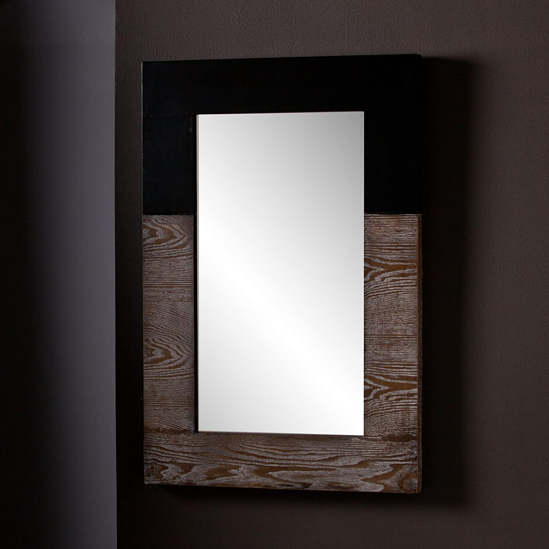 Burnt Oak//Black Holly /& Martin Wagars Mirror