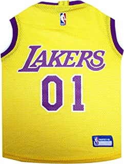 NBA PET Apparel. - Licensed Jerseys for Dogs   Cats Available in 25  Basketball Teams 55f6ff8db48