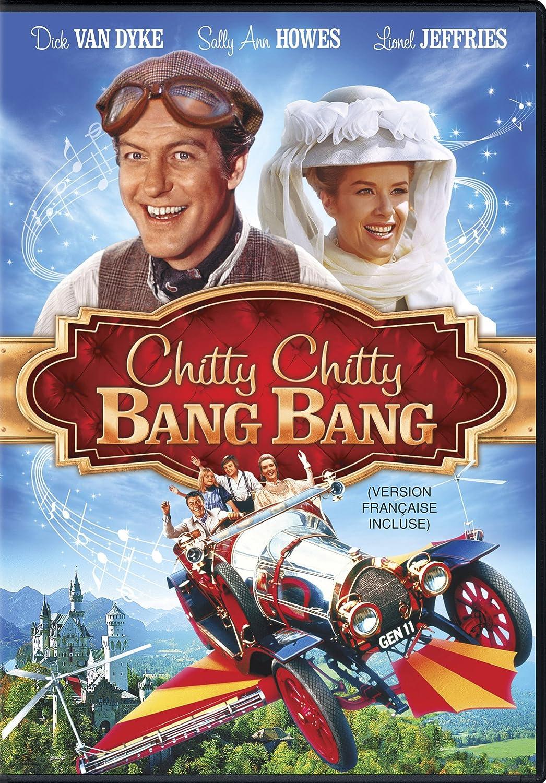 Chitty Chitty Bang Bang (Bilingual) Dick Van Dike MGM