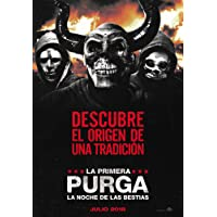 La Primera Purga - Ed Metálica (Bd + Dvd Extras) [Blu-ray]