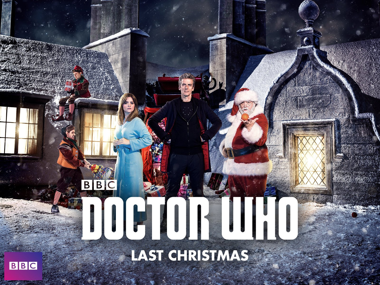 Doctor Who Last Christmas.Amazon Com Doctor Who Last Christmas Peter Capaldi Jenna