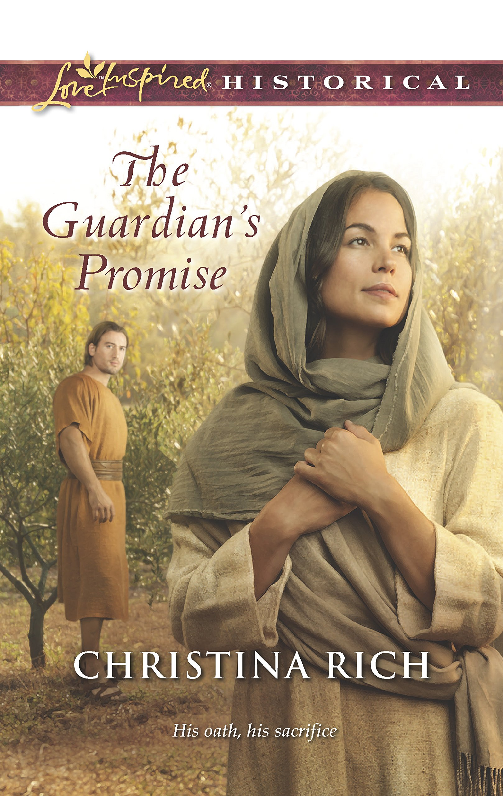 The Guardian\'s Promise (Love Inspired Historical): Christina Rich ...