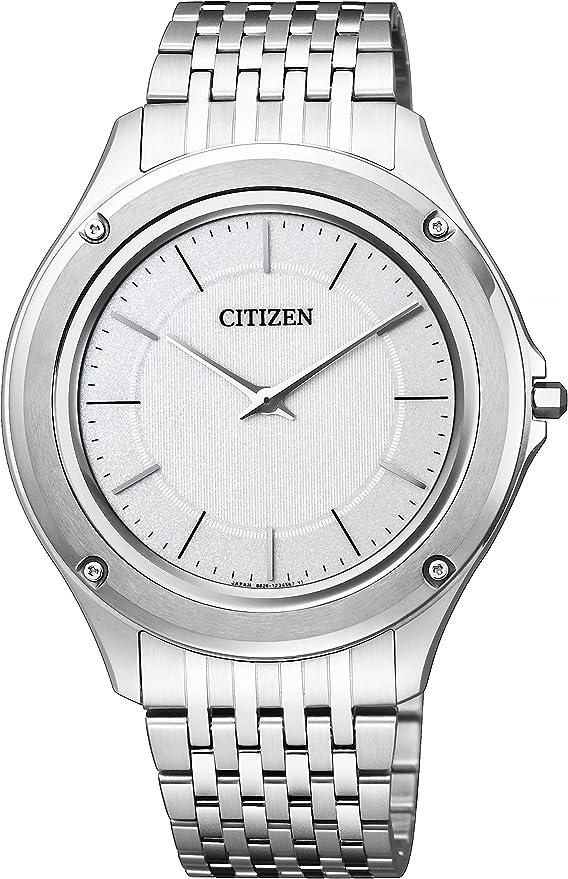 [シチズン] 腕時計 エコ・ドライブ ワン フラッグシップモデル AR5000-68A シルバー