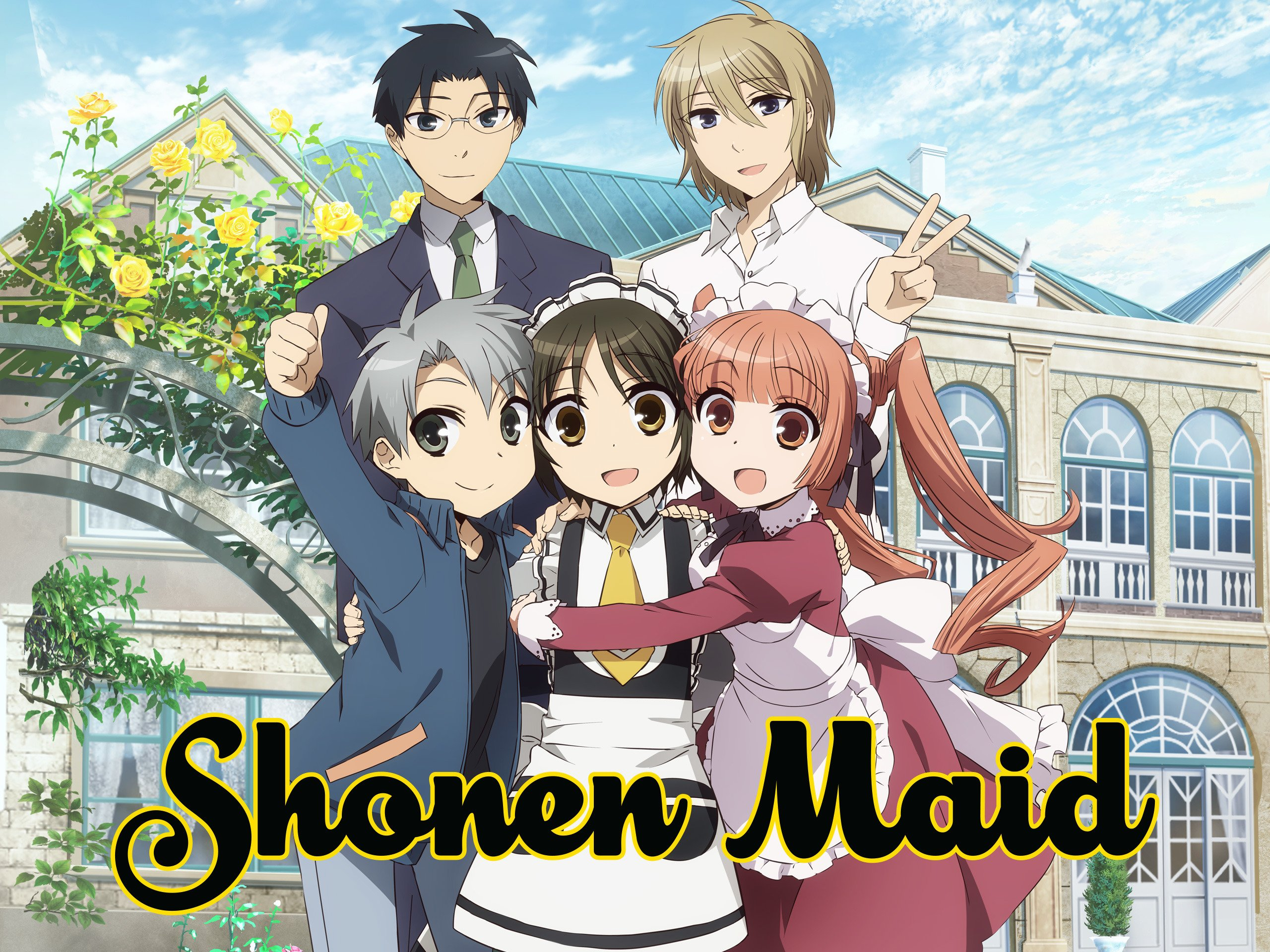 Watch Shonen Maid | Prime Video