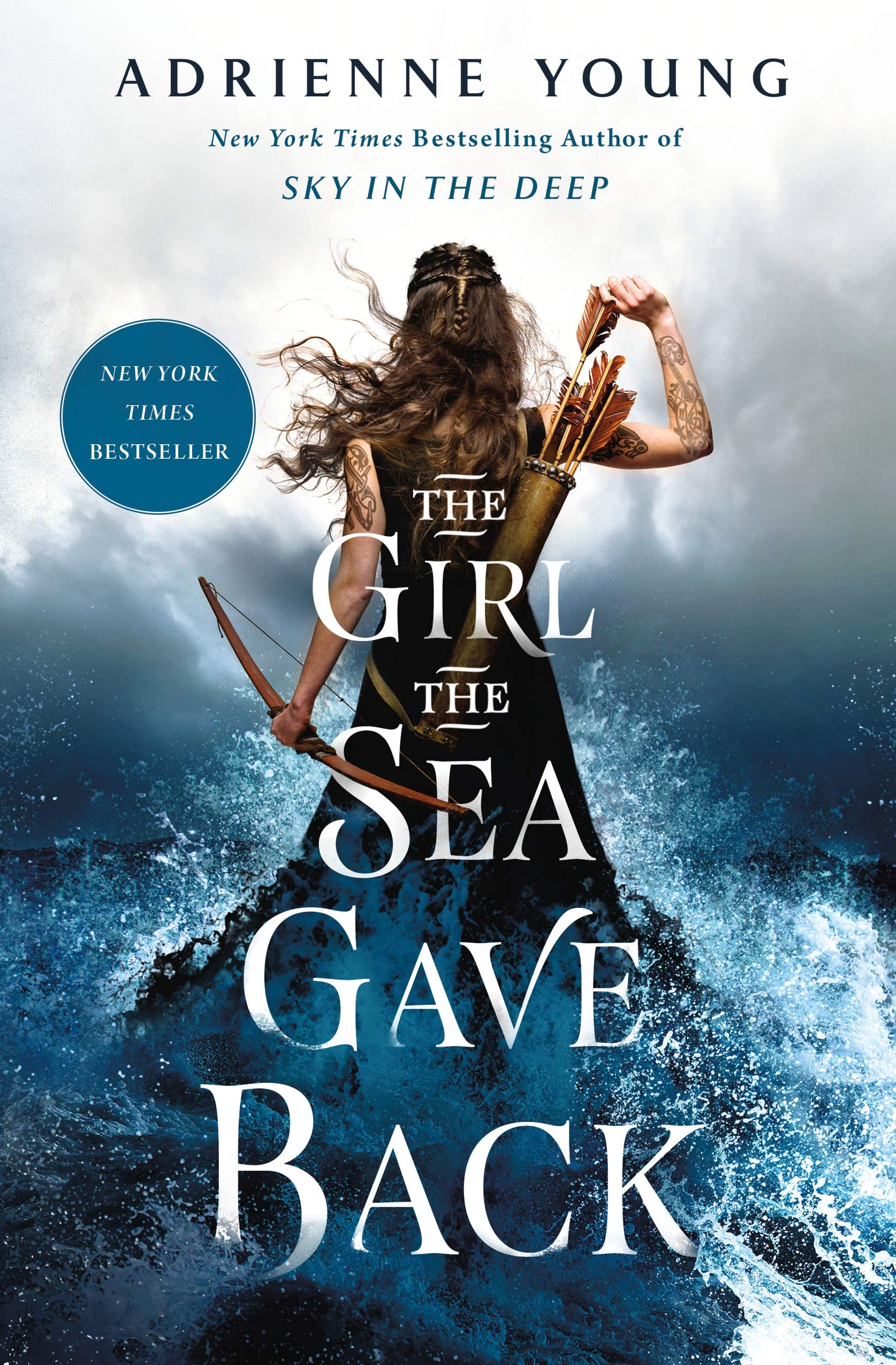 The Girl the Sea Gave Back: A Novel: Young, Adrienne ...