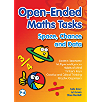 Open-Ended Maths Tasks: Space, Chance and Data (English Edition)