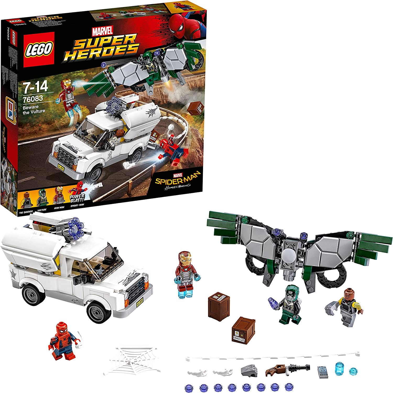 LEGO Super Heroes - Beware The Vulture