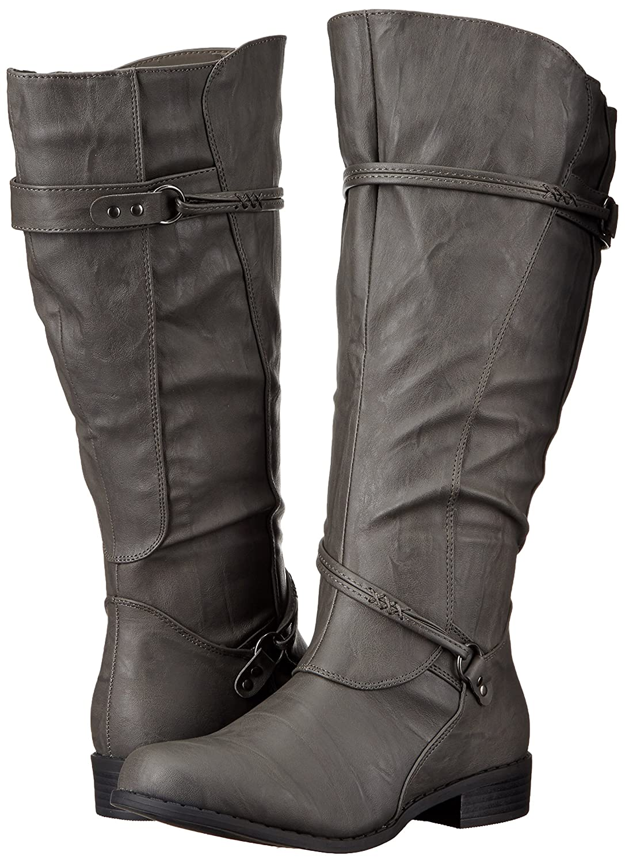 b0bf95b4d7d8 ... Brinley Co Women s Olive-Xwc Riding Boot B01G3R17XW 9.5 B(M) US