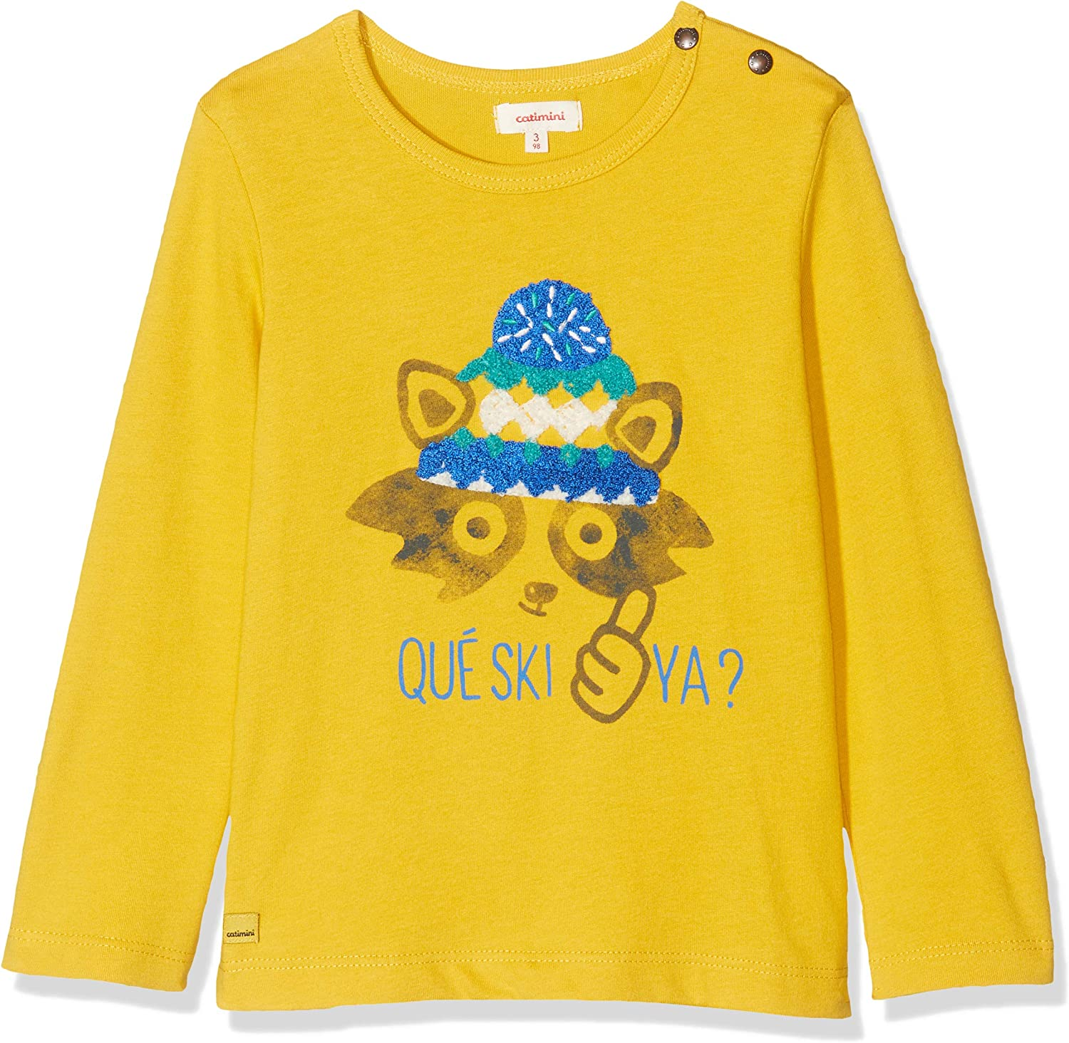 Catimini Boys Long-Sleeved Top