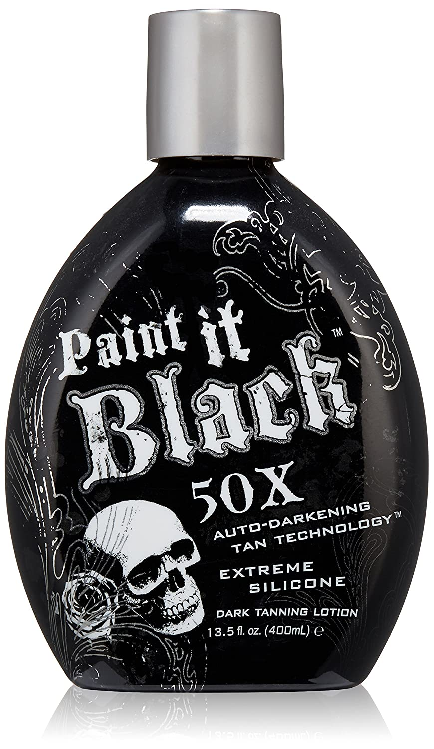Millenium Tanning New Paint It Black Auto-darkening Dark Tanning Lotion