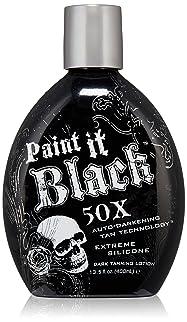 Millennium Tanning Paint It Black 50X