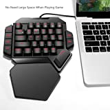 RGB One Handed Mechanical Gaming