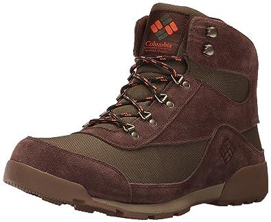 3798903e868 Columbia Men's Endicott Classic MID Waterproof Hiking Shoe