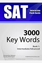 SAT Interactive Flash Cards - 3000 Key Words. A powerful method to learn the vocabulary you need. Kindle Edition