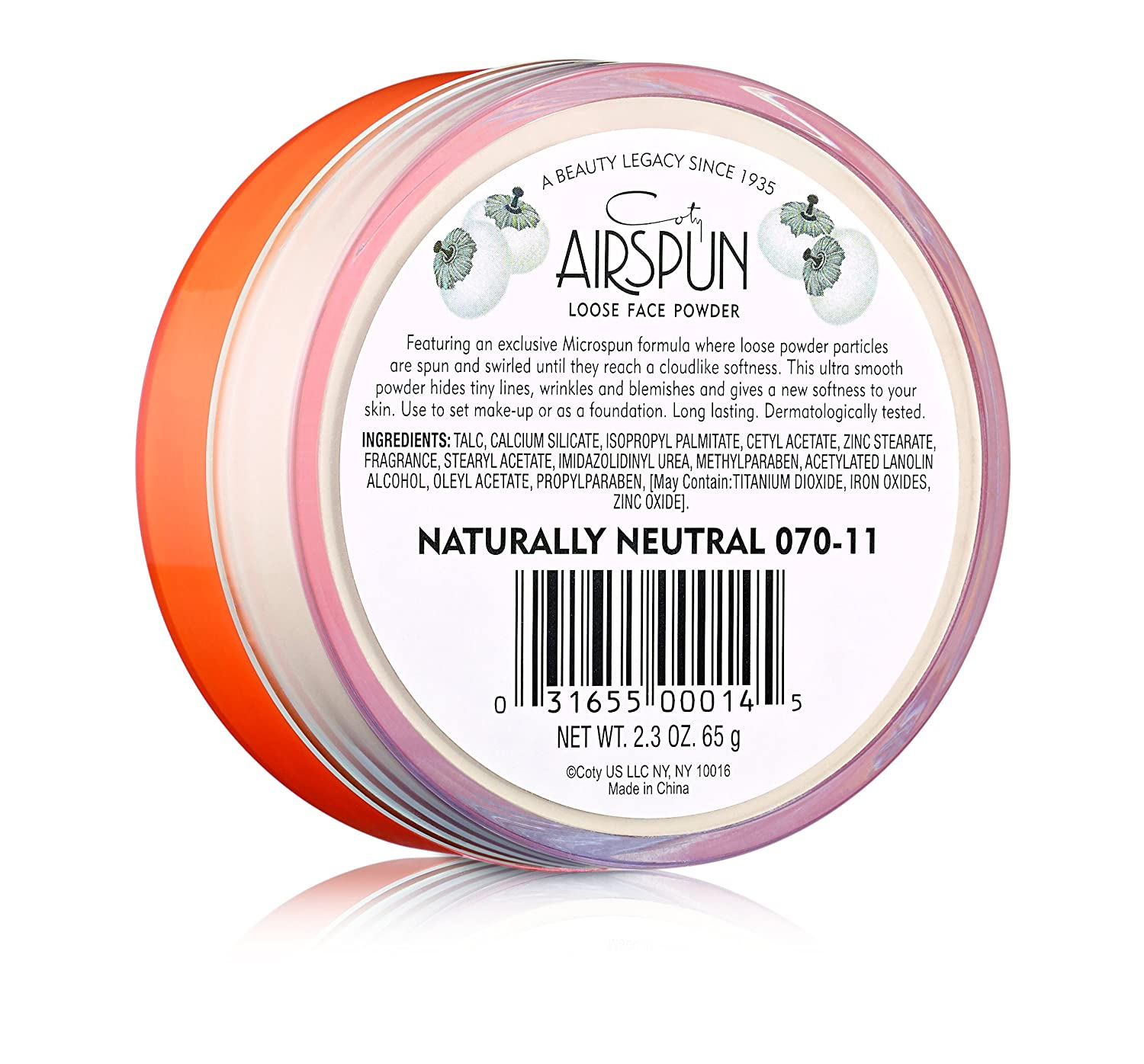 Amazon coty airspun face powder naturally neutral 23 oz amazon coty airspun face powder naturally neutral 23 oz coty beauty geenschuldenfo Image collections