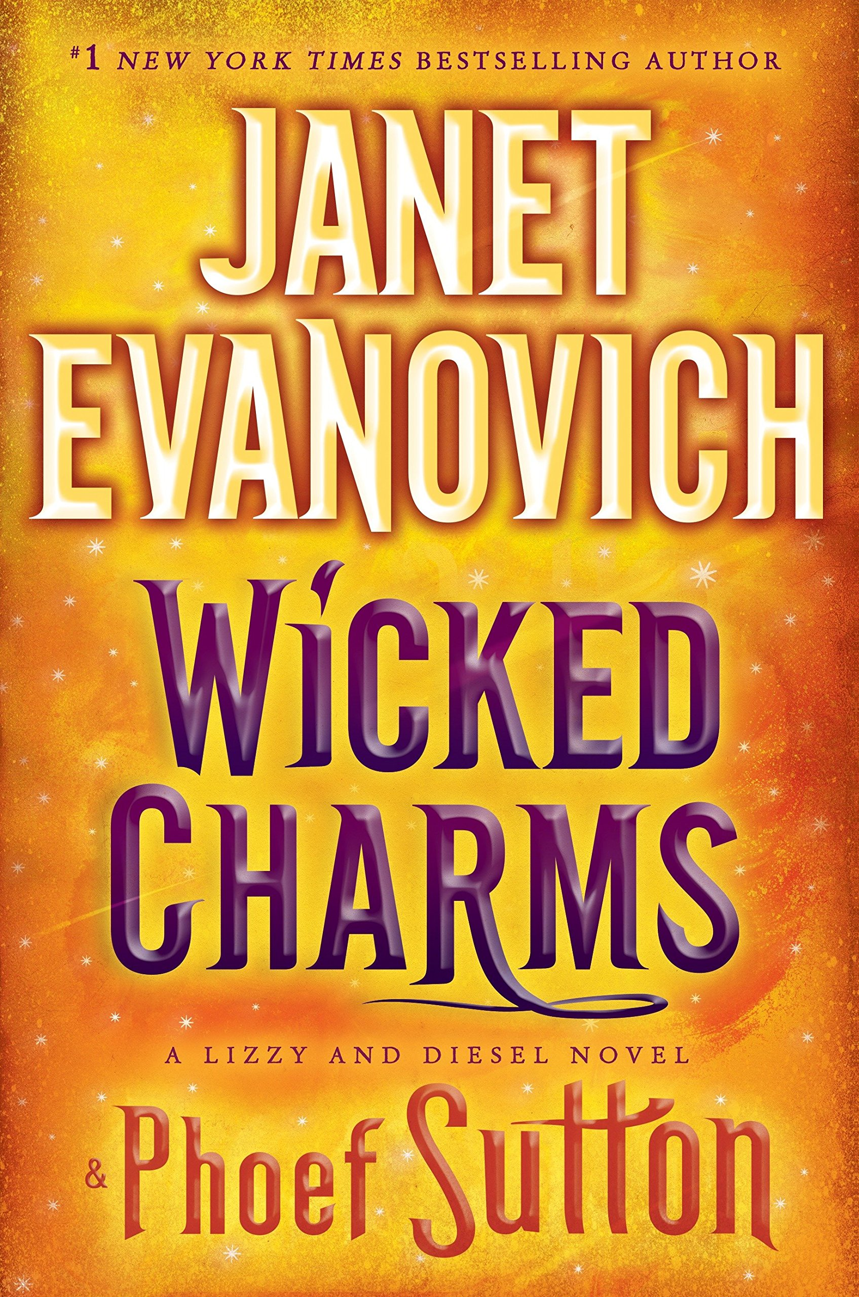 Download Wicked Charms (Lizzy & Diesel) PDF