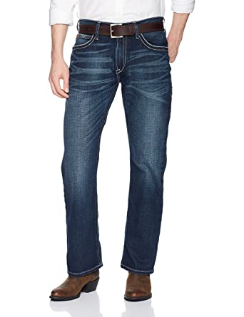 339a9f93 Ariat Men's M4 Low Rise Boot Cut Jean at Amazon Men's Clothing store: