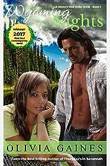 Wyoming Nights (Modern Mail Order Bride Book 3)