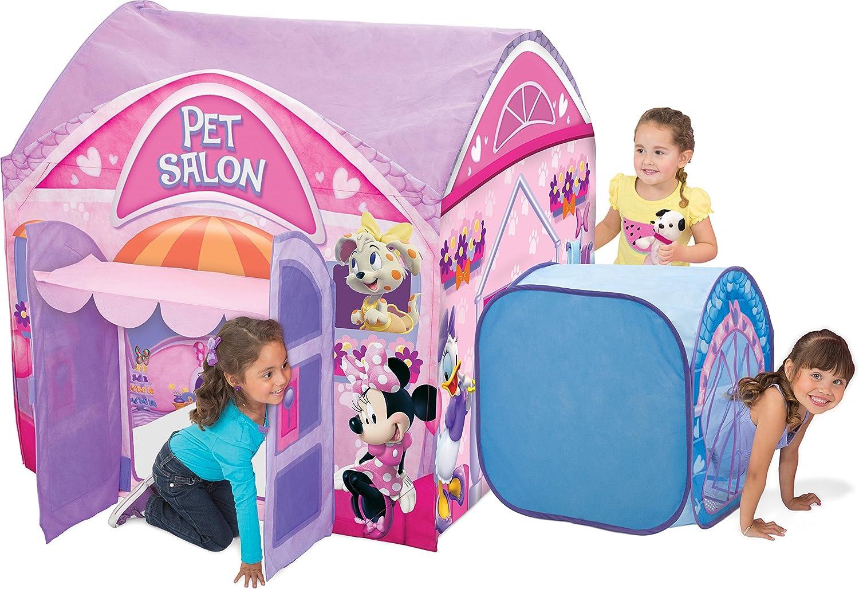 [プレイハット]Playhut Minnie Pet Salon Play Tent 52863DT-4T [並行輸入品]