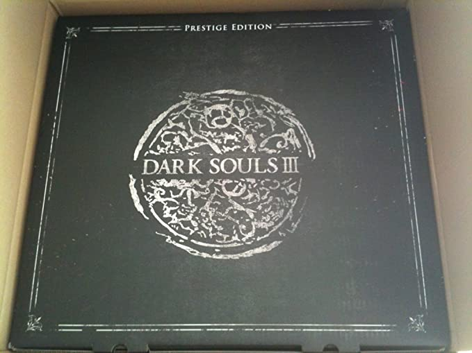 Dark Souls 3 Prestige Edition Exclusive to Amazon.co.uk (Xbox One ...