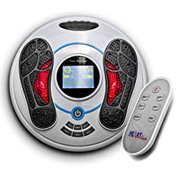 Heartline Electromagnetic Foot Massager & Body Therapy Machine