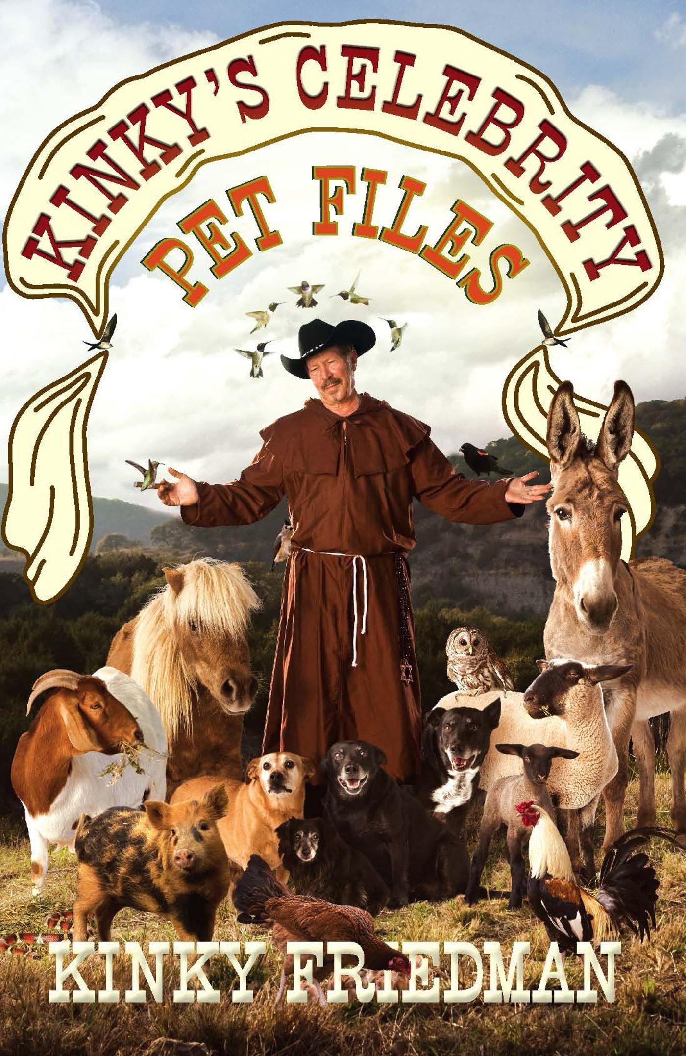 Kinky's Celebrity Pet Files ebook