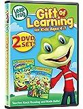 Leapfrog Gift of Learning Kids 4:7 2DVD Set