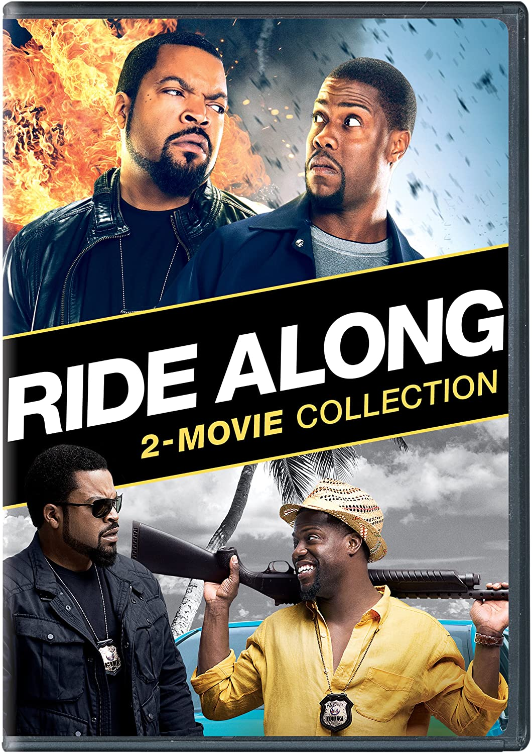 ride along complete kevin hart ice cube movie series 1