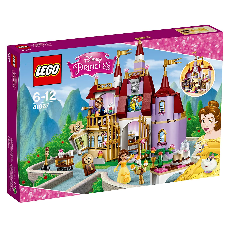 Disney Prinzessinnen Schloss - Belles bezauberndes Schloss