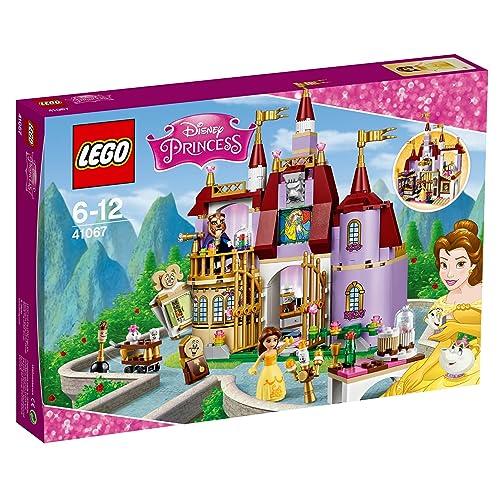 LEGO - 41067 - Disney Princess  - Jeu de Construction - Le Château de la Belle et la Bête