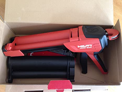 Hilti 3498241 HDM 500 Manual Adhesive Dispenser by Bon Tool