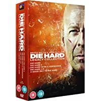 Die Hard - Legacy Collection (Films 1-5)